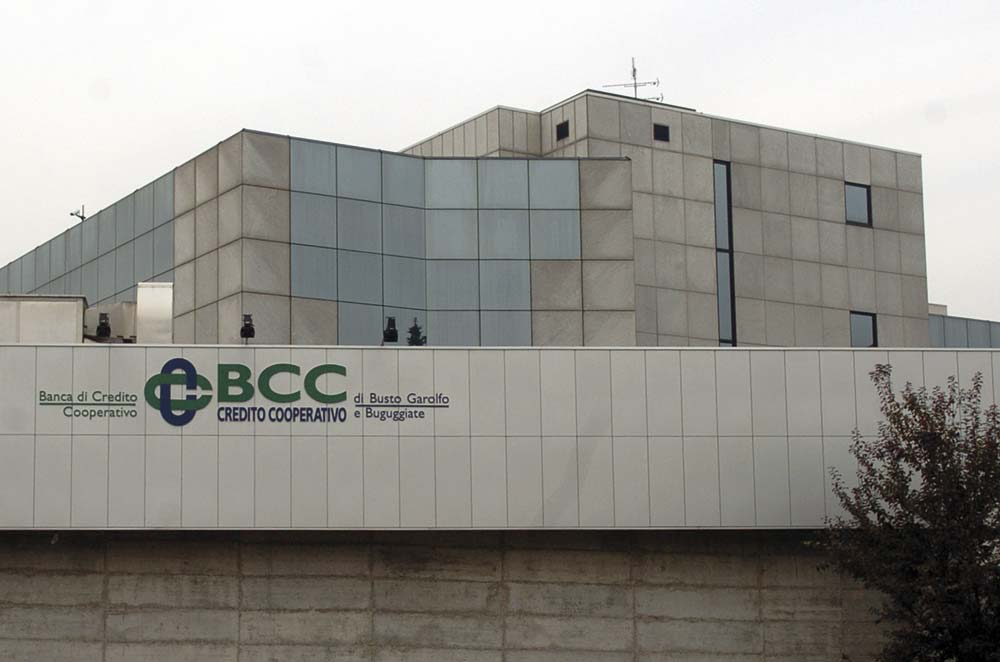 9a88e4c93 La Bcc di Busto Garolfo e Buguggiate ieri e oggi. La Banca fu fondata da un  gruppo di cattolici nel 1897. La prima sede era in via Abbazia