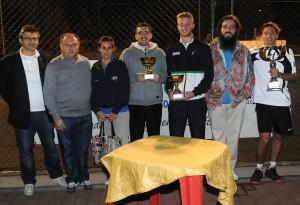 Il trofeo BCC di tennis